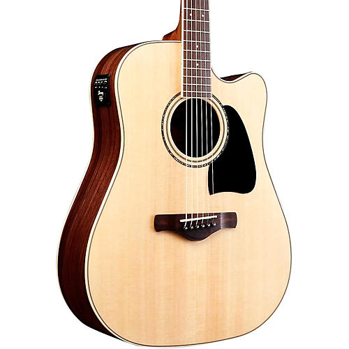 Ibanez AW535CENT Artwood Solid Top Dreadnought Acoustic-Electic Guitar thumbnail