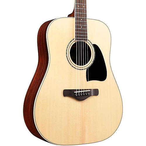 Ibanez AW535NT Artwood Solid Top Dreadnought Acoustic Guitar thumbnail