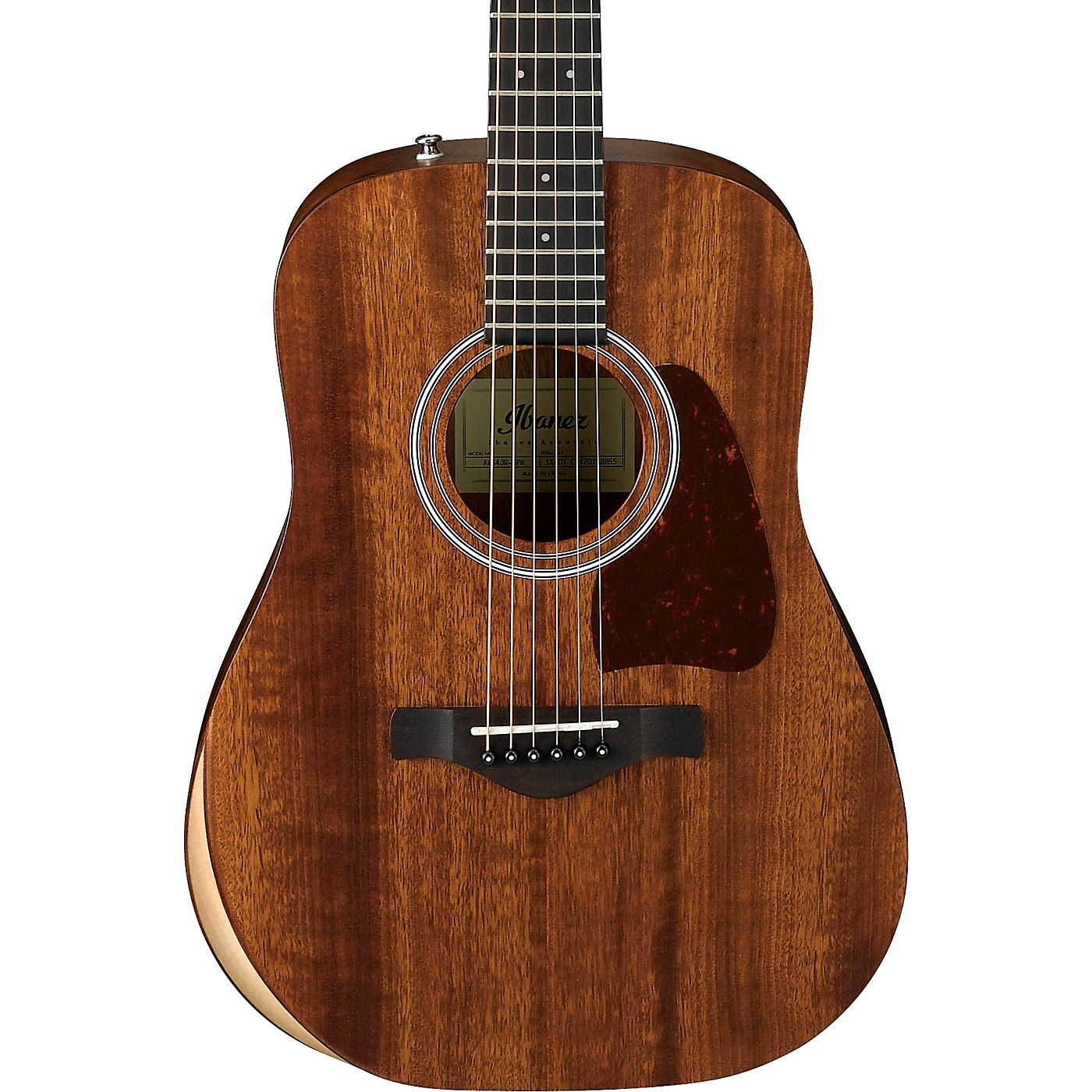 Ibanez AW54JR-OPN Dreadnought Acoustic Guitar thumbnail