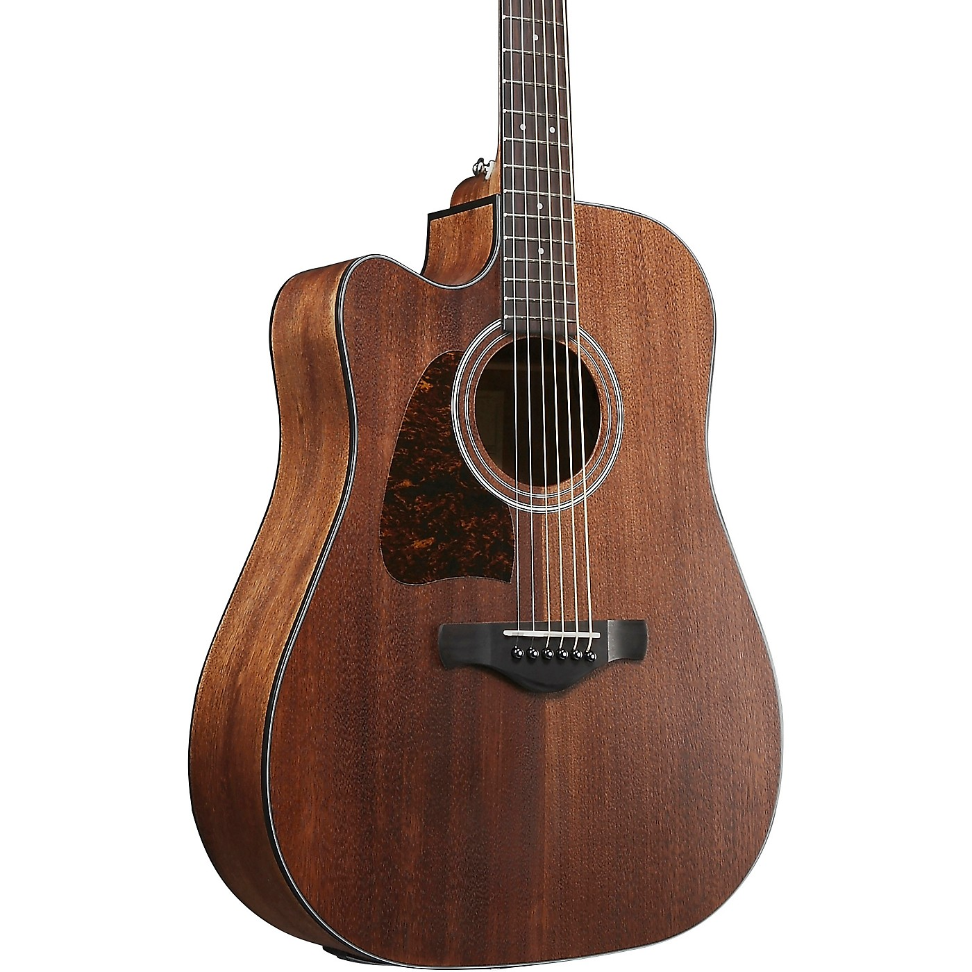 Ibanez AW54LCEOPN Left-Handed Dreadnought Acoustic-Electric Guitar thumbnail