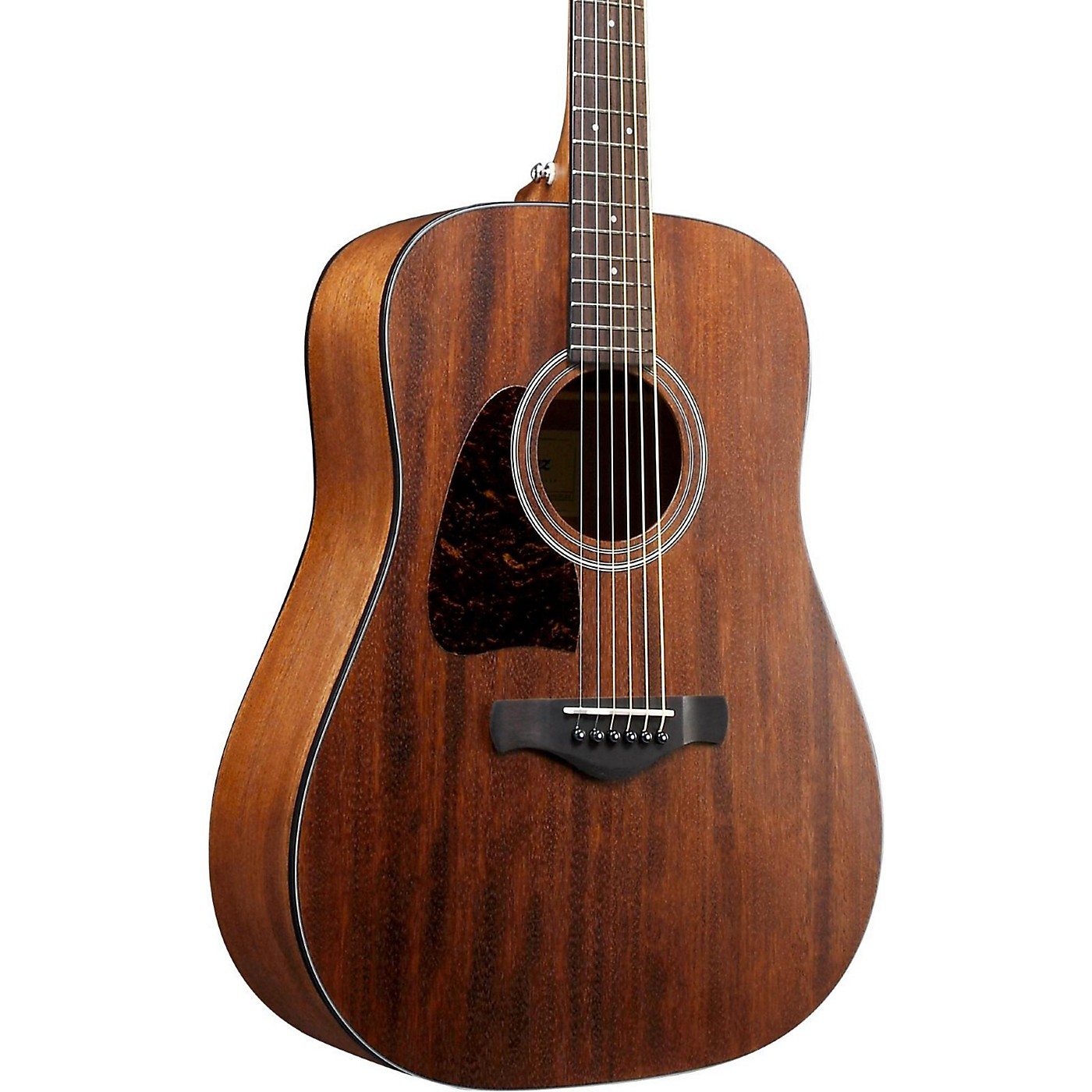 Ibanez AW54LOPN Left-Handed Mahogany Dreadnought Acoustic Guitar thumbnail
