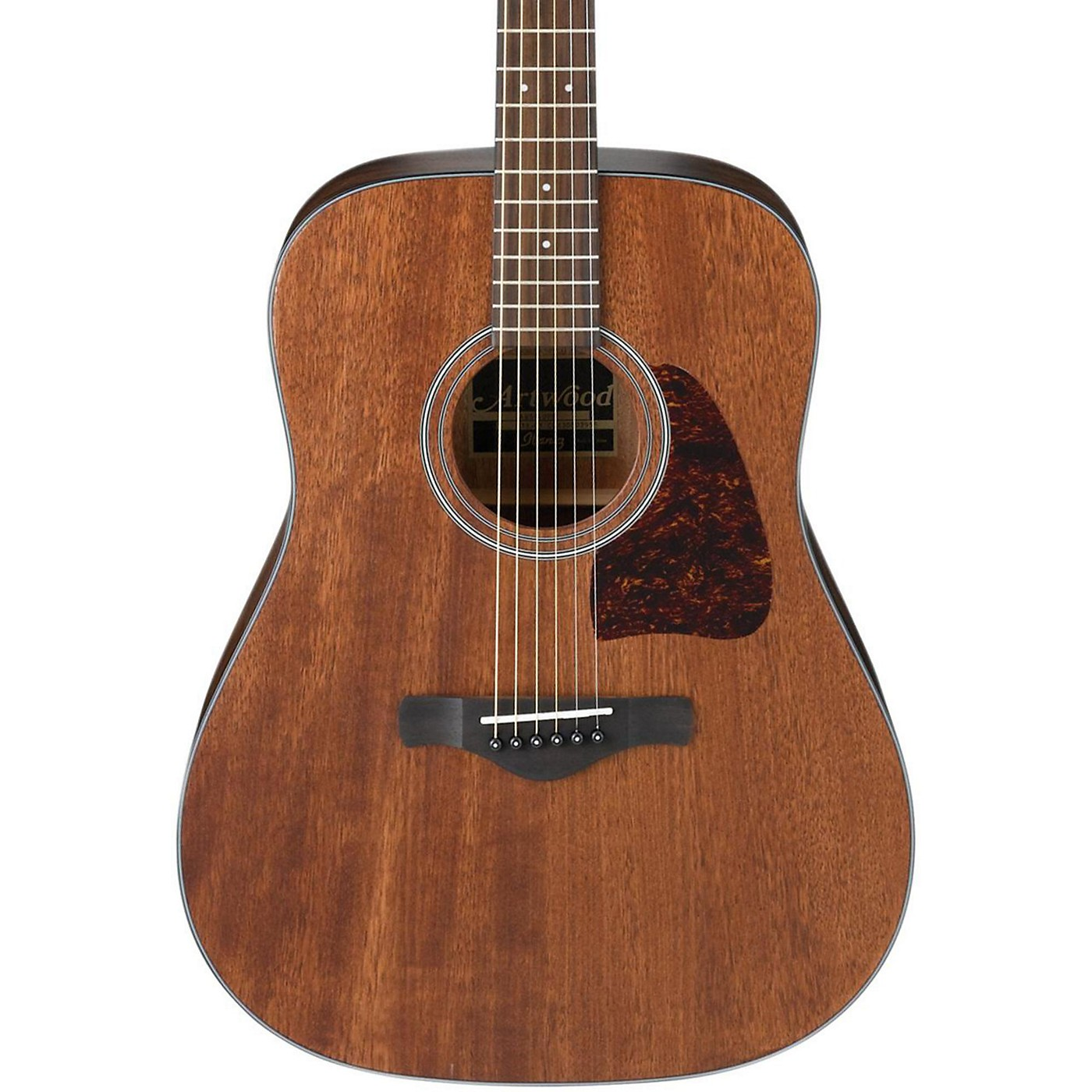 Ibanez AW54OPN Artwood Solid Top Dreadnought Acoustic Guitar thumbnail