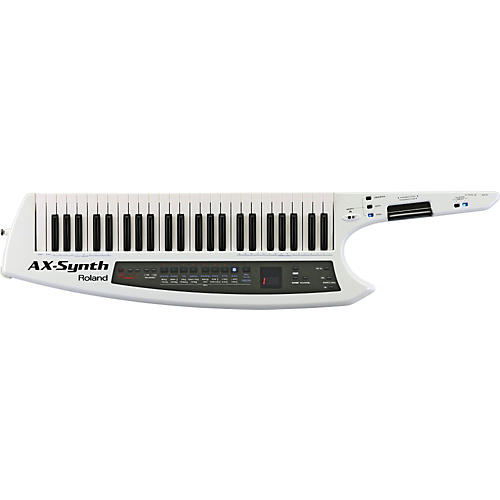 Roland AX-Synth Shoulder Synthesizer Keyboard-thumbnail