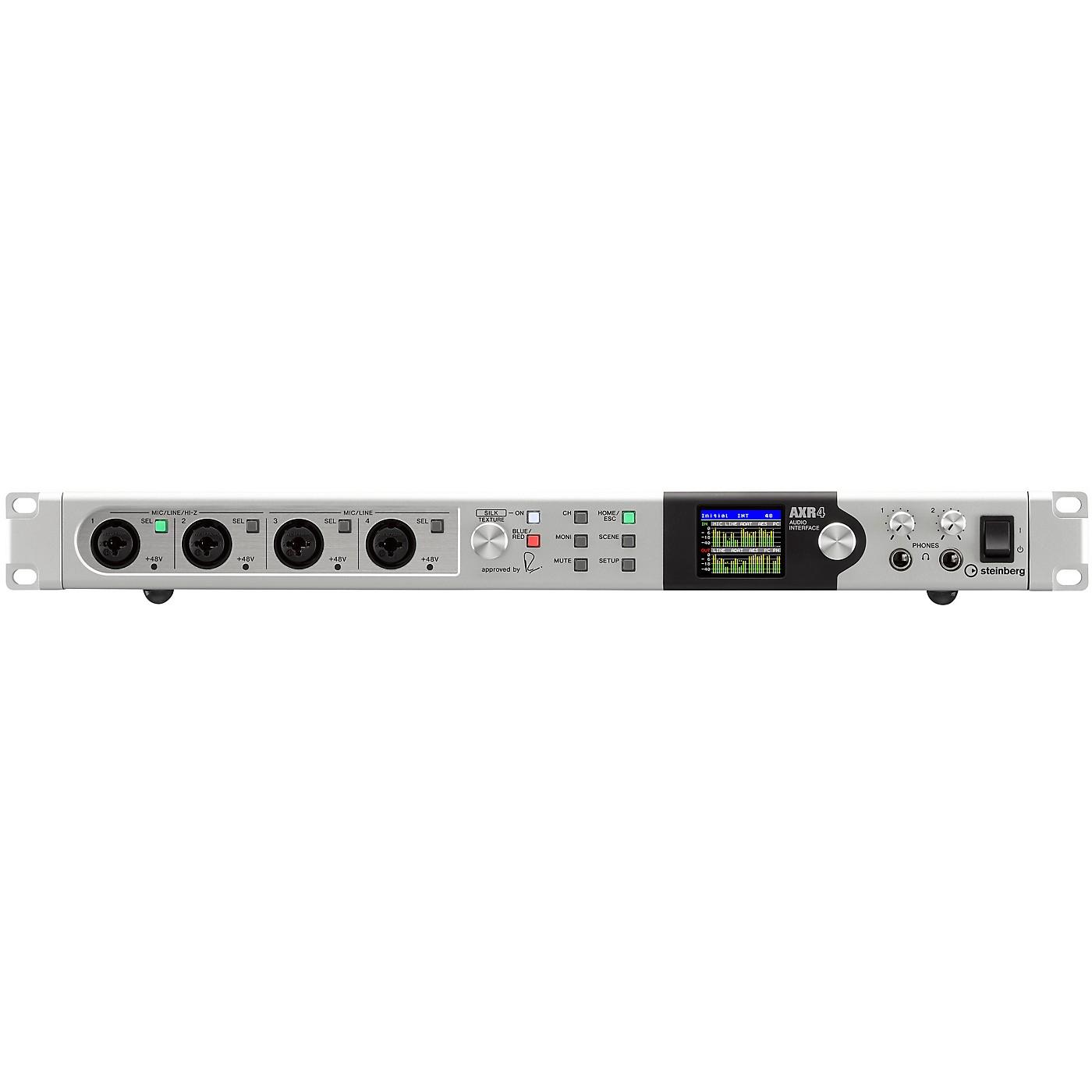 Steinberg AXR4U USB-C Audio Interface thumbnail