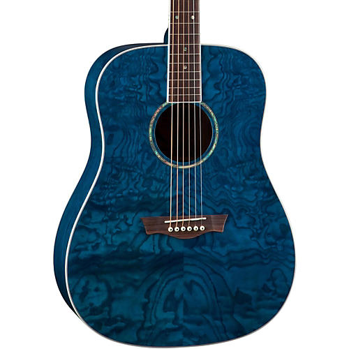 Dean AXS Dreadnought Quilt Acoustic Guitar thumbnail