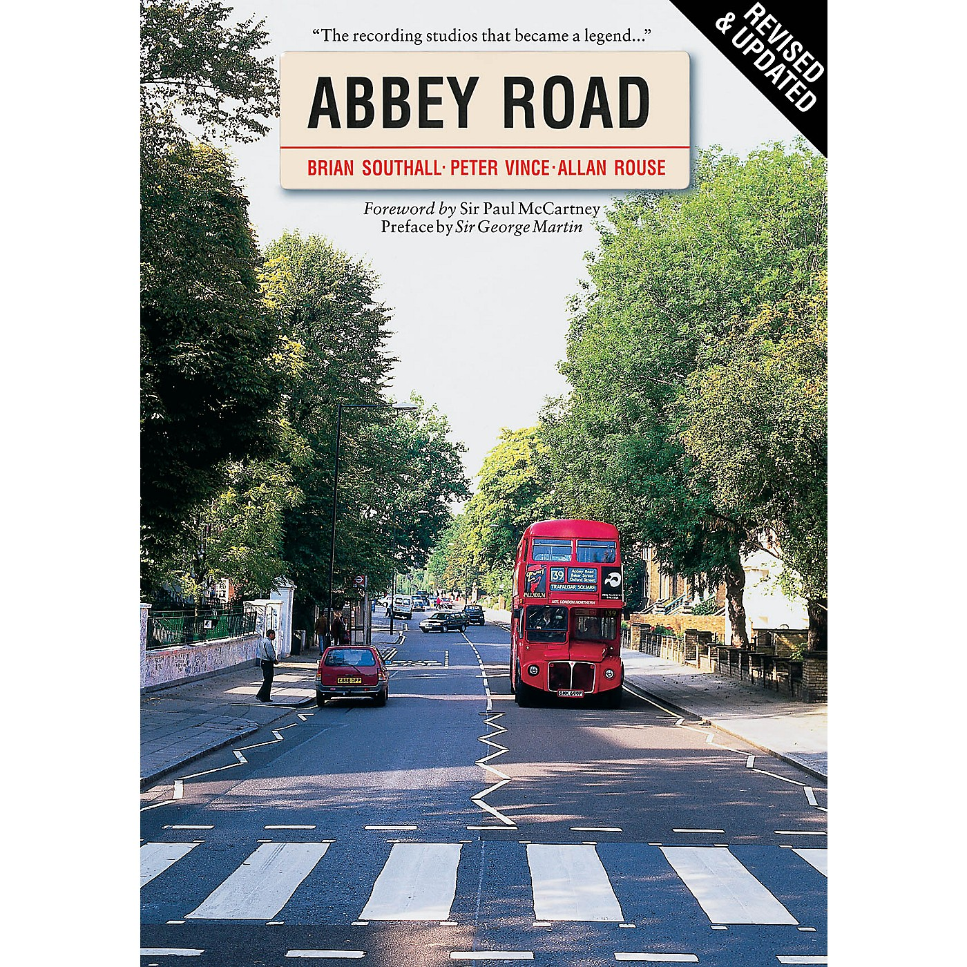 Omnibus Abbey Road - Revised & Updated: The Recording Studio That Became a Legend Omnibus Press Softcover by Southall thumbnail