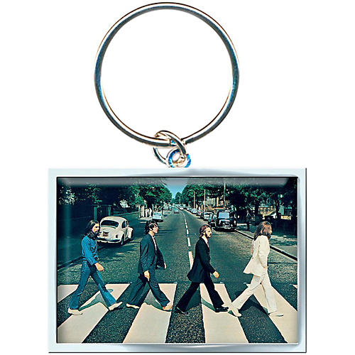 ROCK OFF Abbey Road Keychain thumbnail