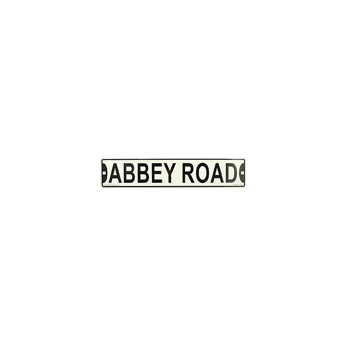 AIM Abbey Road Street Sign thumbnail