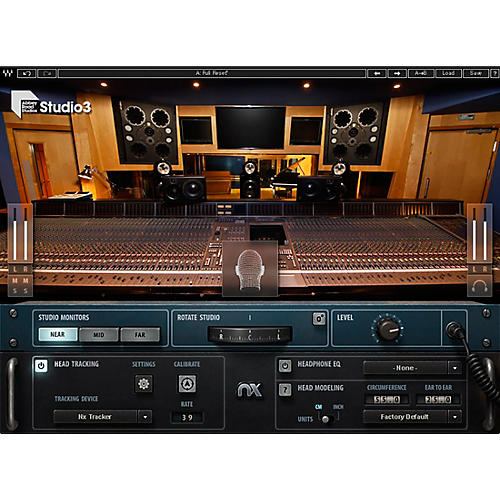 Waves Abbey Road Studio 3 Plug-in thumbnail