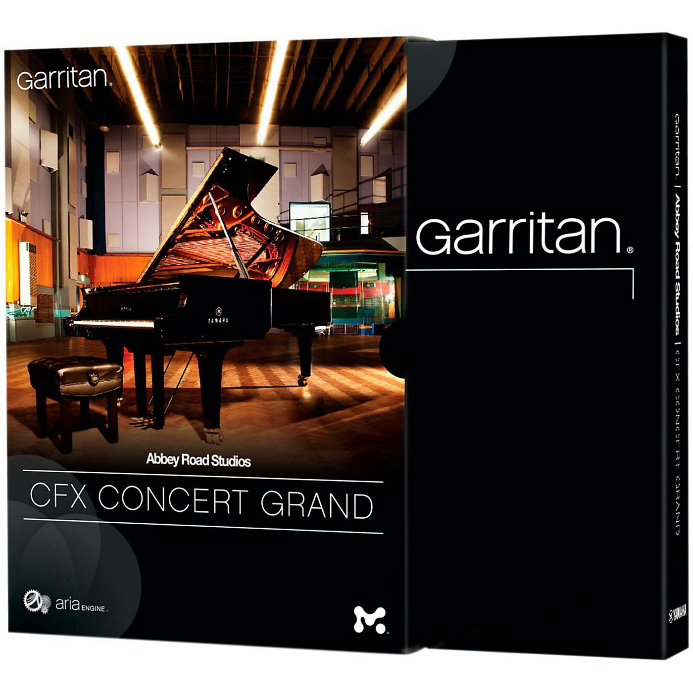 Garritan Abbey Road Studios CFX Concert Grand thumbnail