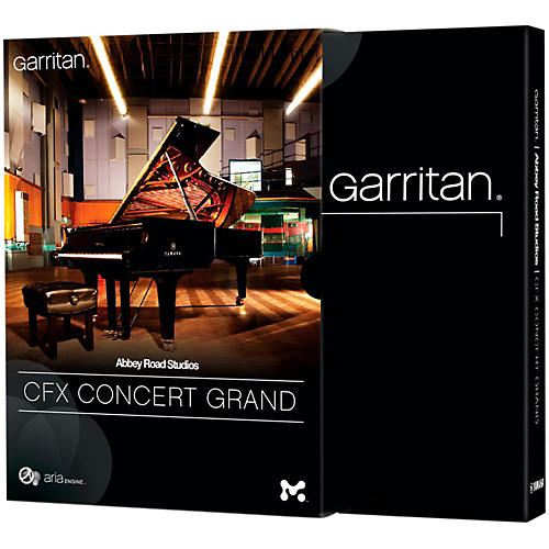 Garritan Abbey Road Studios CFX Concert Grand-thumbnail