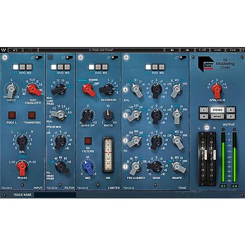 Waves Abbey Road TG Mastering Chain thumbnail