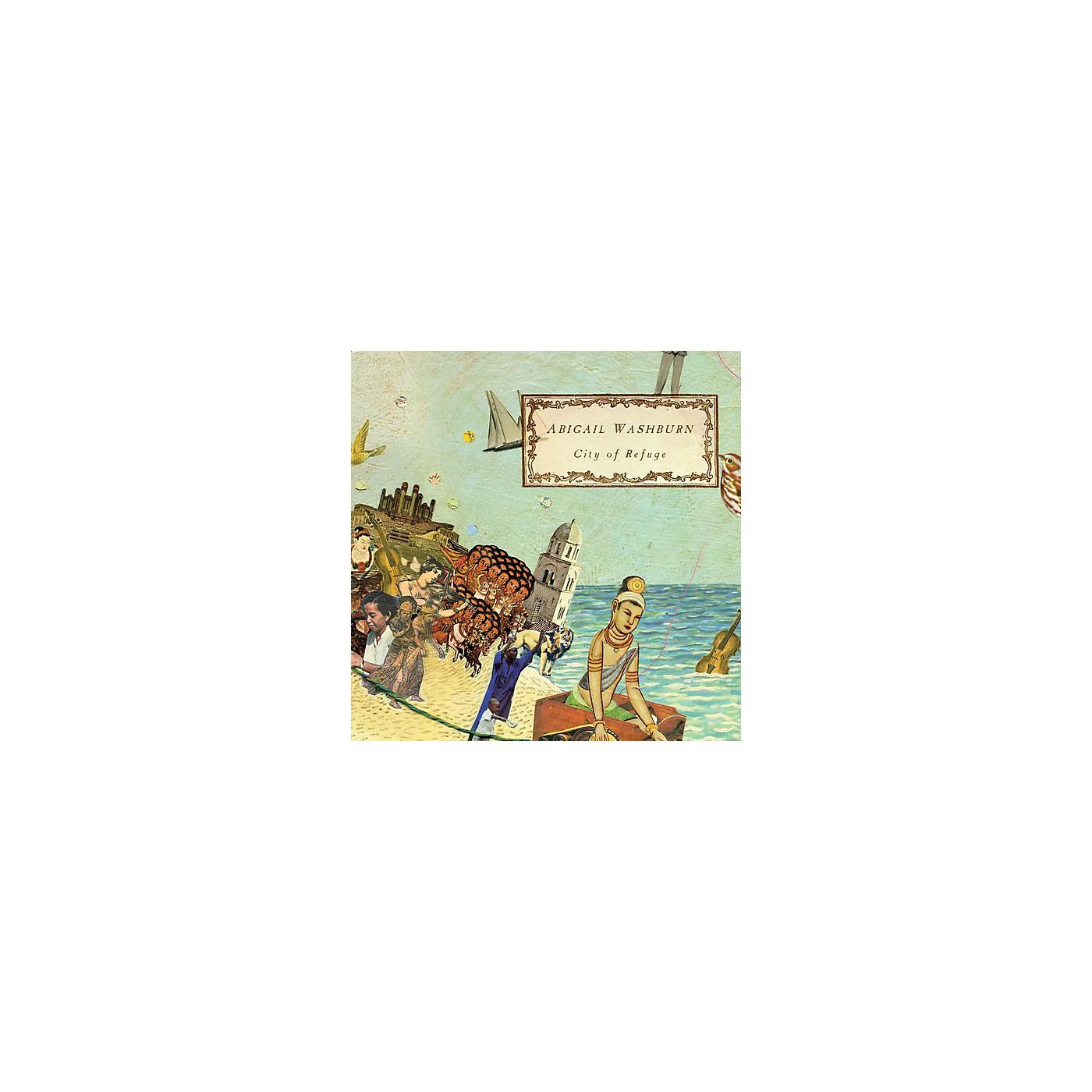 Alliance Abigail Washburn - City of Refuge thumbnail