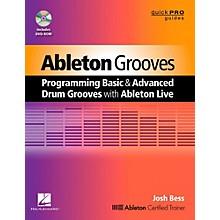 Hal Leonard Ableton Grooves Book/DVD-ROM