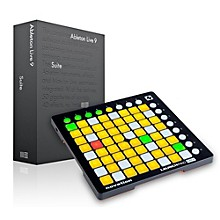 Ableton Ableton Live 9.5 Suite with Novation Launchpad Mini MKII