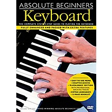 Music Sales Absolute Beginners - Keyboard Music Sales America Series DVD Written by Various