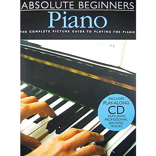 Music Sales Absolute Beginners - Piano Music Sales America Series Softcover with CD Written by Various thumbnail