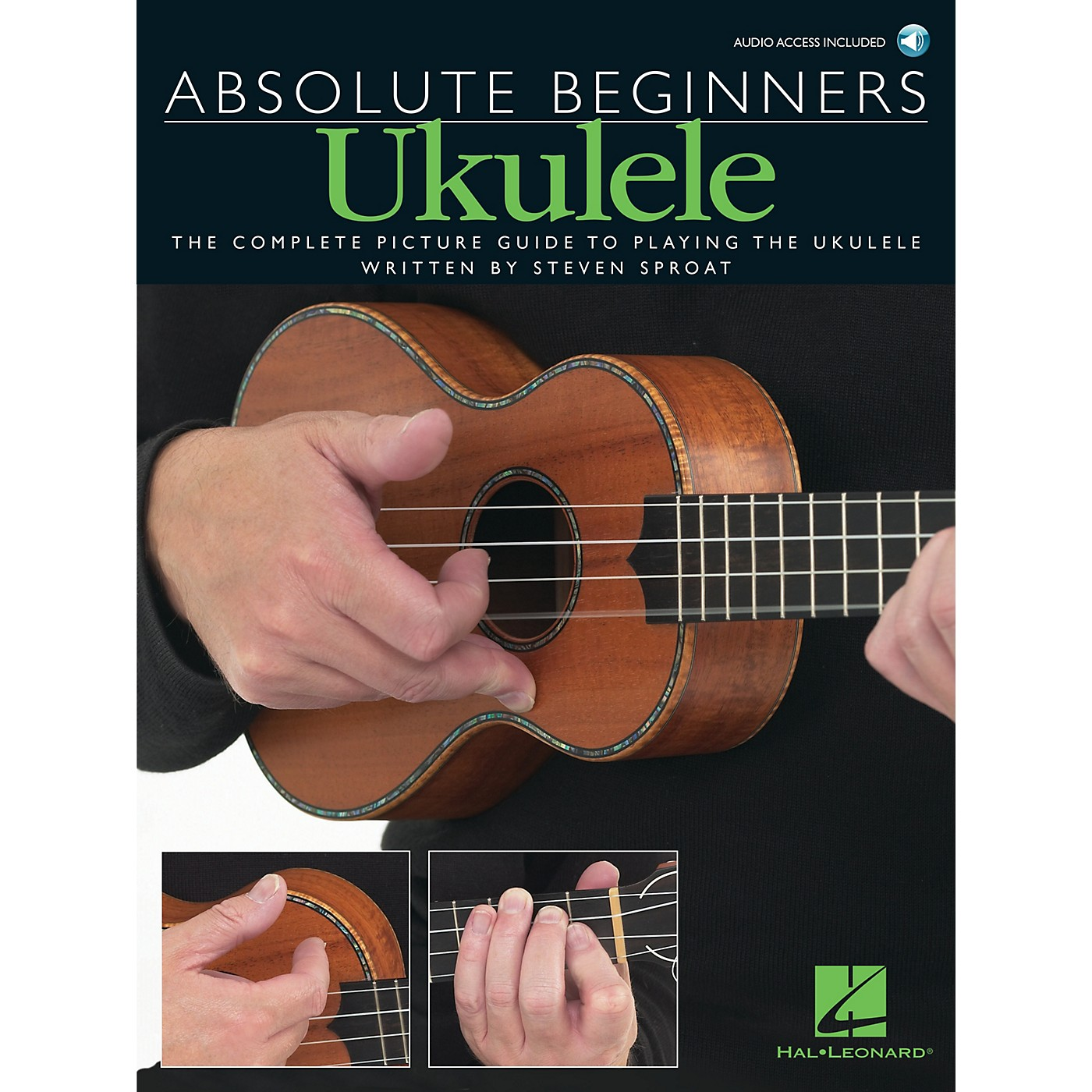 Music Sales Absolute Beginners - Ukulele Music Sales America Series Softcover with CD Written by Various Authors thumbnail