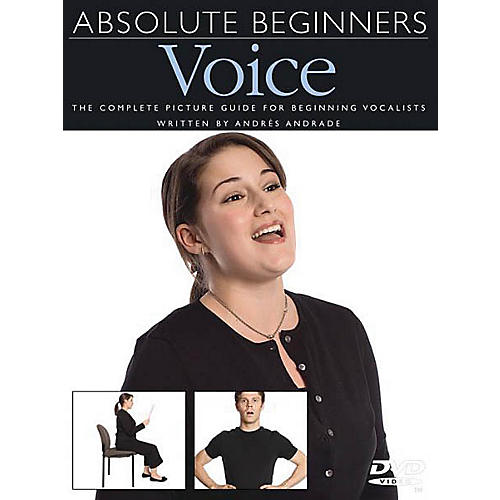 Music Sales Absolute Beginners - Voice Music Sales America Series DVD thumbnail