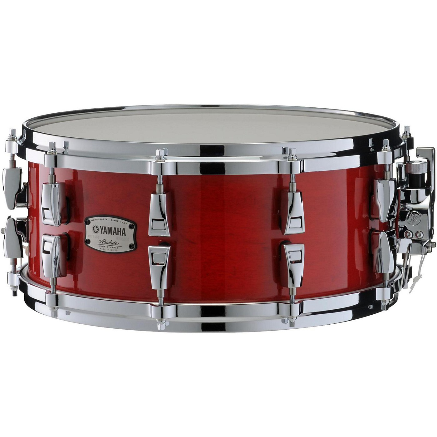 Yamaha Absolute Hybrid Maple Snare Drum thumbnail