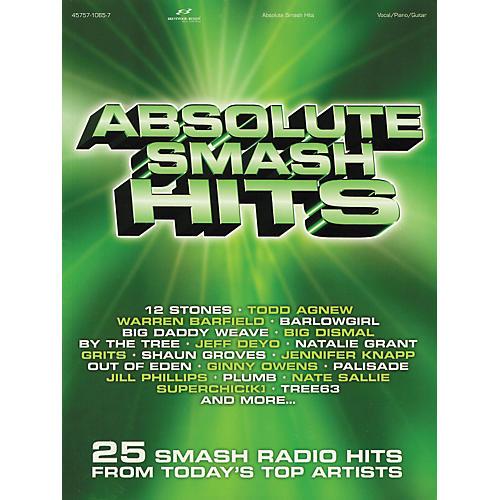 Hal Leonard Absolute Smash Hits Piano, Vocal, Guitar Songbook thumbnail