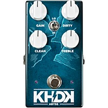 KHDK Abyss Bass Overdrive Effects Pedal
