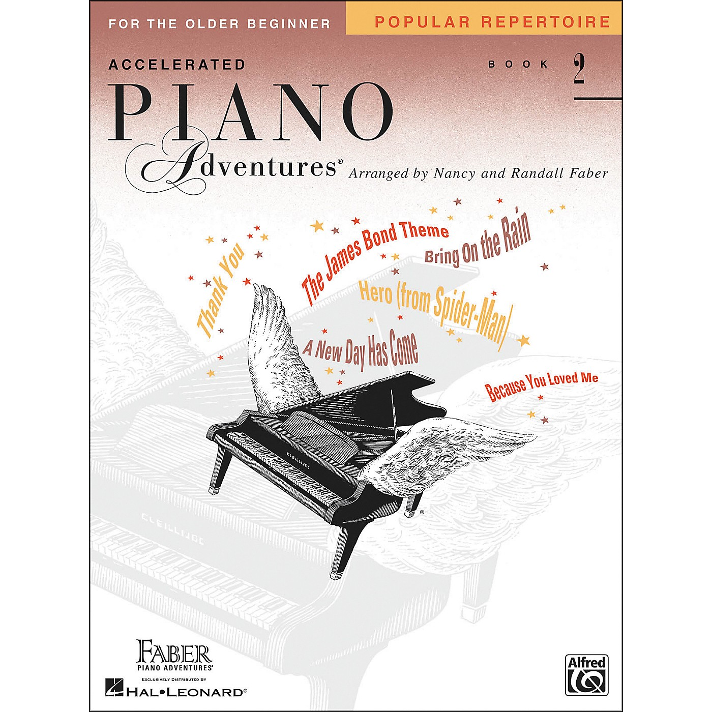Faber Piano Adventures Accelerated Piano Adventures Pop Repertoire Book 2 - Faber Piano thumbnail