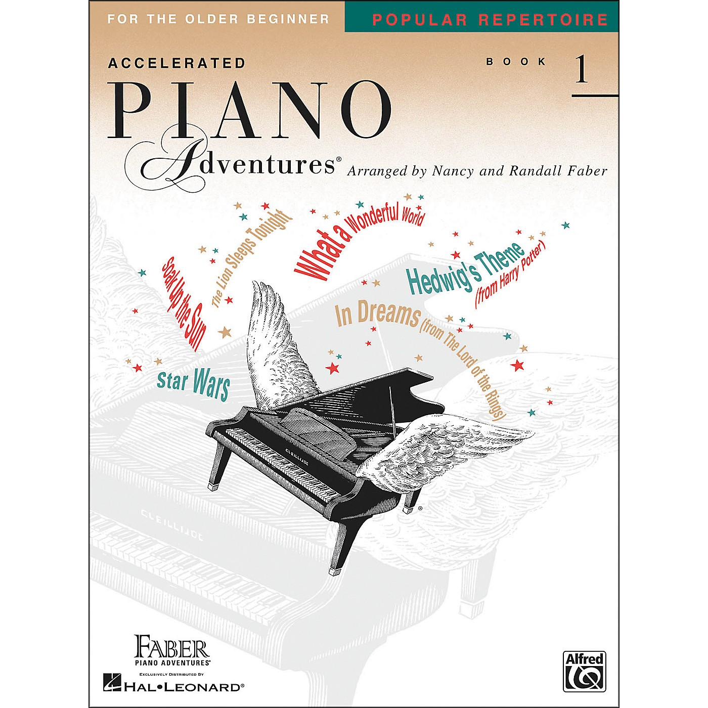 Faber Piano Adventures Accelerated Piano Adventures Pop Repertoire Book1 - Faber Piano thumbnail
