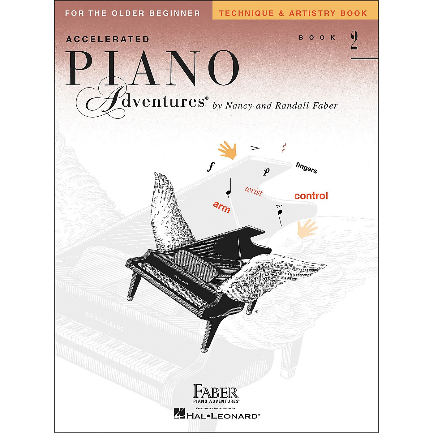 Faber Piano Adventures Accelerated Piano Adventures Technique & Artistry Book 2 for The Older Beginner - Faber Piano thumbnail