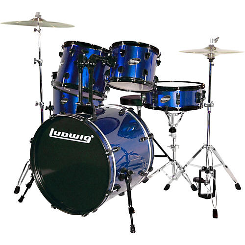 Ludwig Accent CS Combo Exclusive Drumset thumbnail
