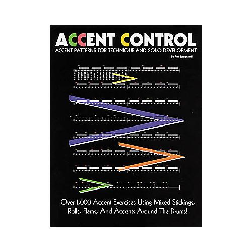Hal Leonard Accent Control Book thumbnail