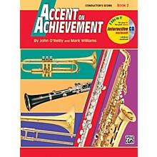 Alfred Accent on Achievement Book 2 Conductor's Score