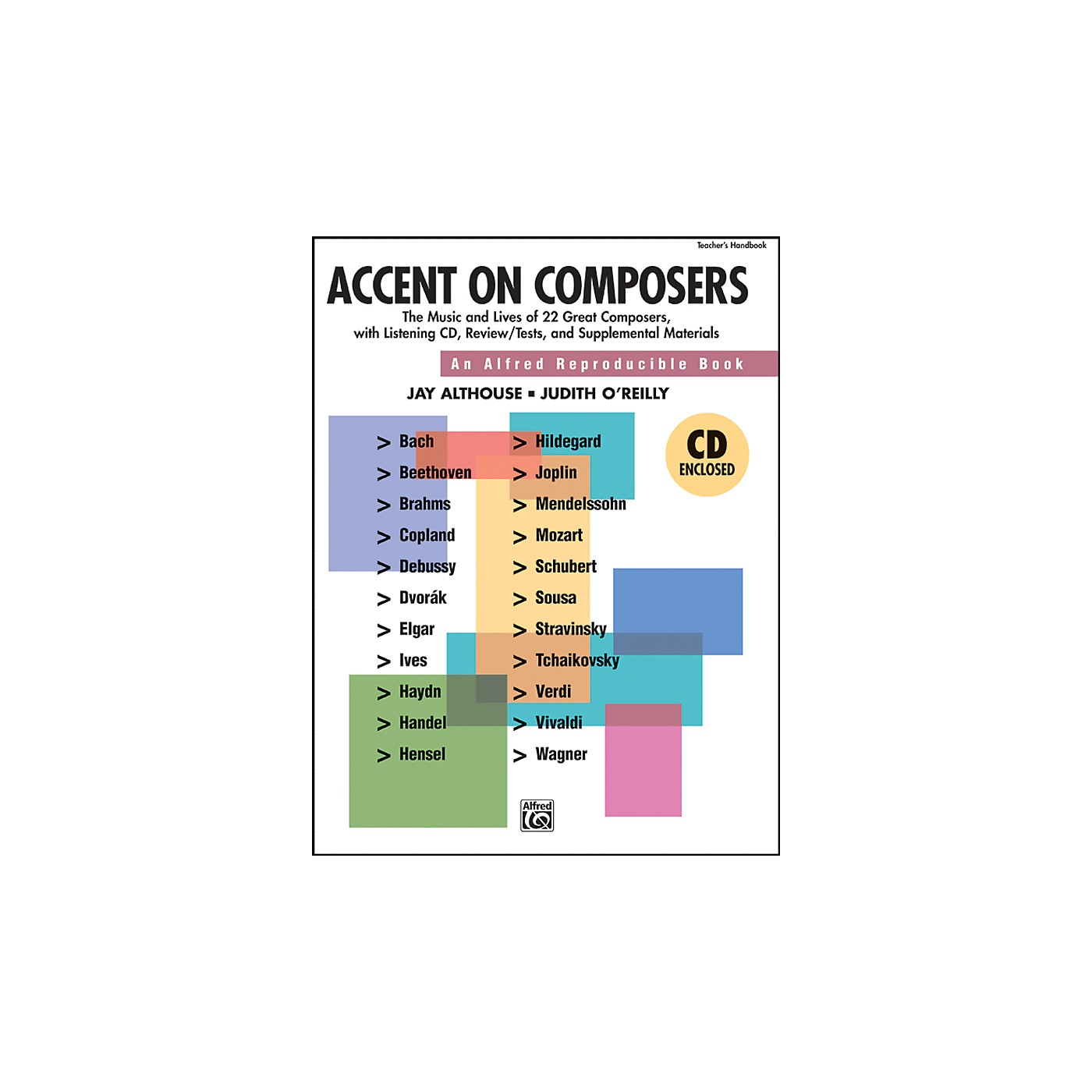 Alfred Accent on Composers Book/CD thumbnail
