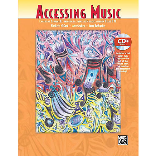 Alfred Accessing Music Book & Data CD thumbnail