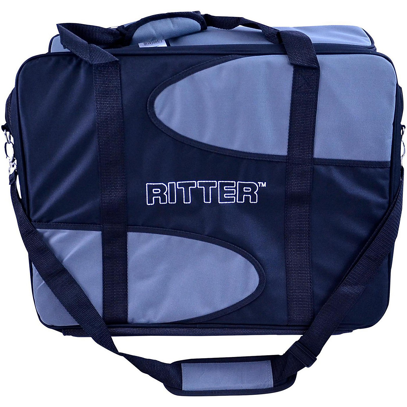 Ritter Accessory RCAC-X-9/BST Large Bag Black/Steel Grey thumbnail