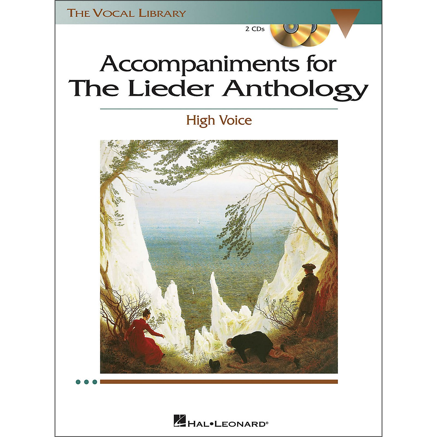 Hal Leonard Accompaniments for The Lieder Anthology for High Voice 2CD's thumbnail