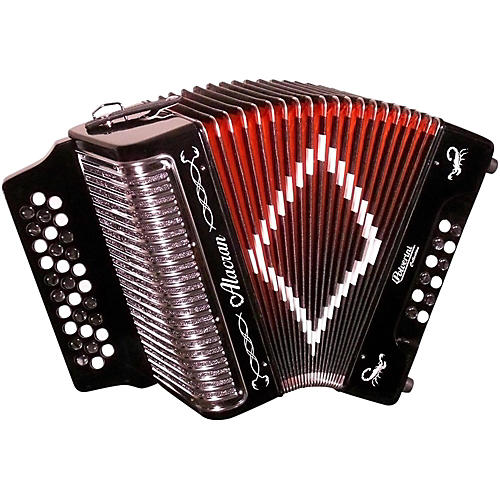 Alacran Accordion AL3112 Black with Case thumbnail
