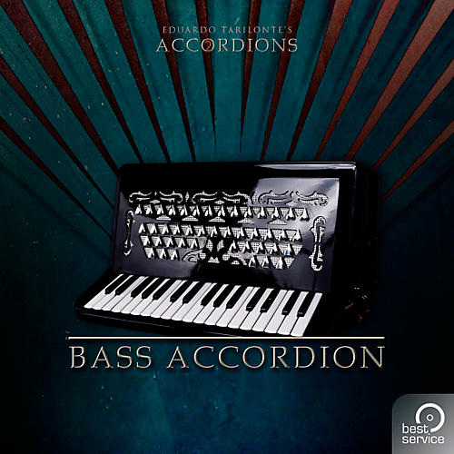 Best Service Accordions 2 - Single Bass Accordion thumbnail