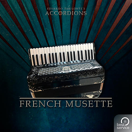 Best Service Accordions 2 - Single French Musette thumbnail