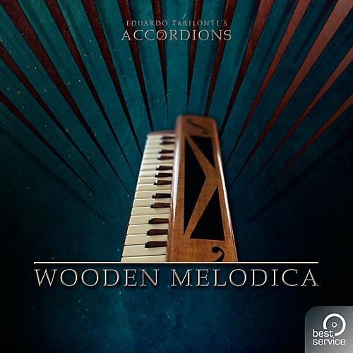 Best Service Accordions 2 - Single Wooden Melodica thumbnail