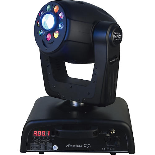American DJ Accu Spot 250 Hybrid Moving-Head Fixture-thumbnail