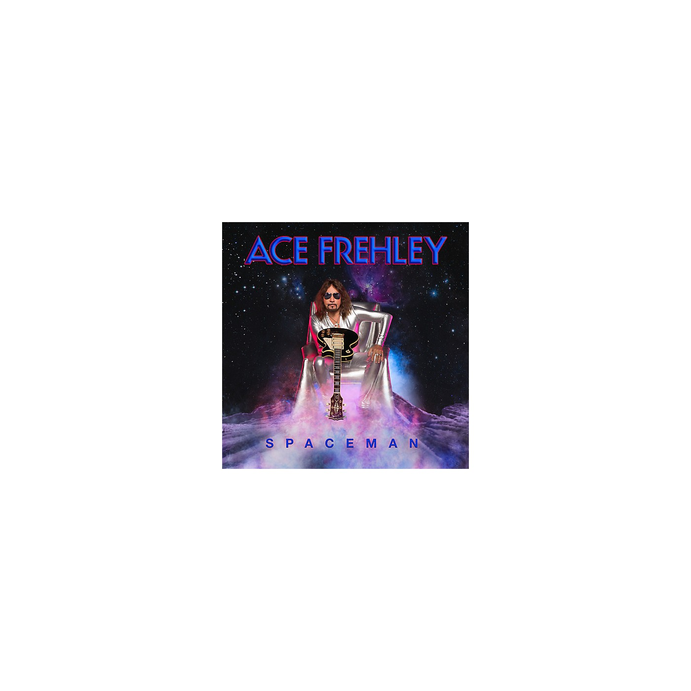 Alliance Ace Frehley - Spaceman (CD) thumbnail