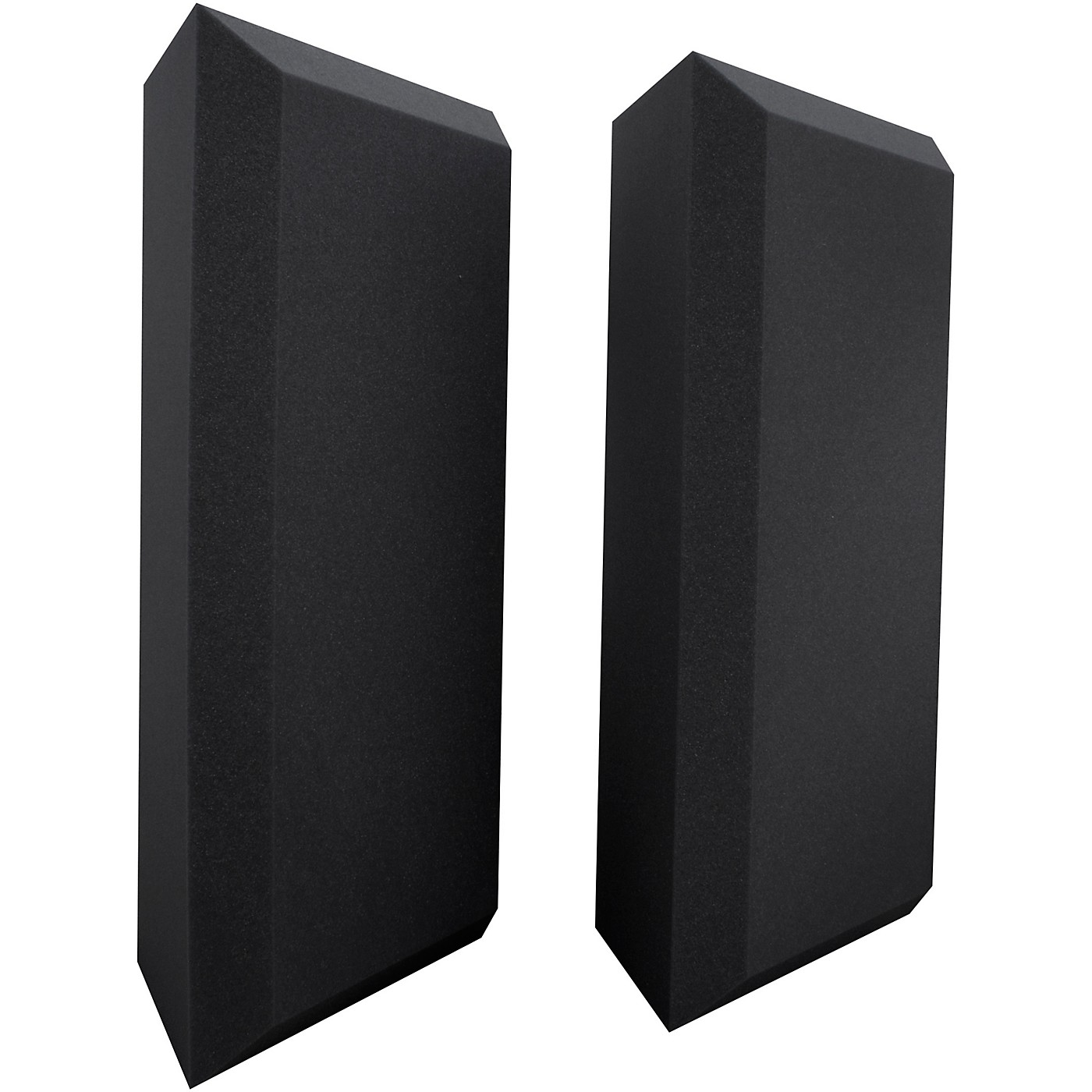 Ultimate Acoustics Acoustic Bass Trap - 24x12x12 Bevel (2 Pack) thumbnail