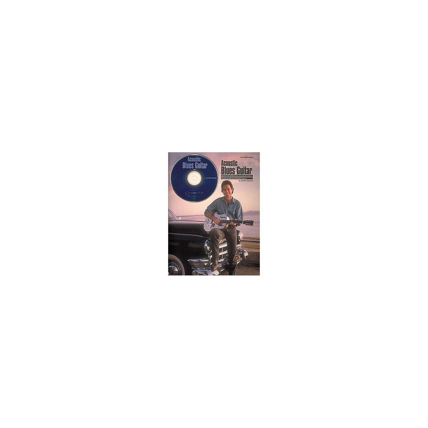 Centerstream Publishing Acoustic Blues Guitar Book/CD thumbnail