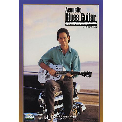 Centerstream Publishing Acoustic Blues Guitar DVD thumbnail