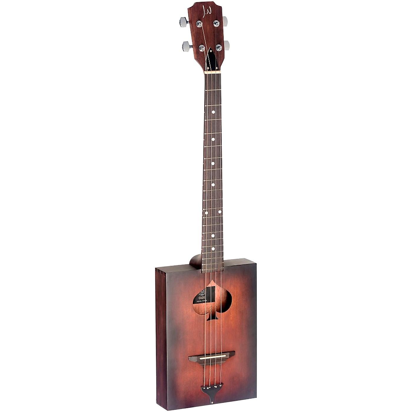 JN Guitars Acoustic Cigar Box Guitar thumbnail