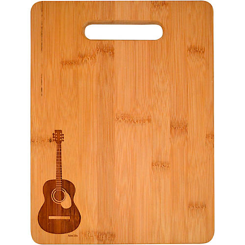 AIM Acoustic Guitar Cutting Board thumbnail