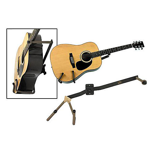 String Swing Acoustic Guitar Wall Hanger Stand thumbnail