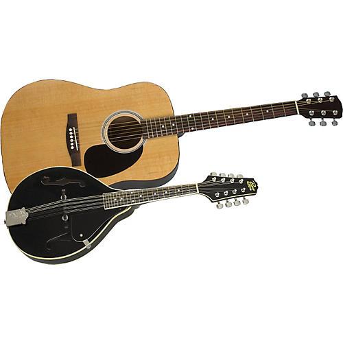 Rogue Acoustic Guitar and Mandolin Pack thumbnail