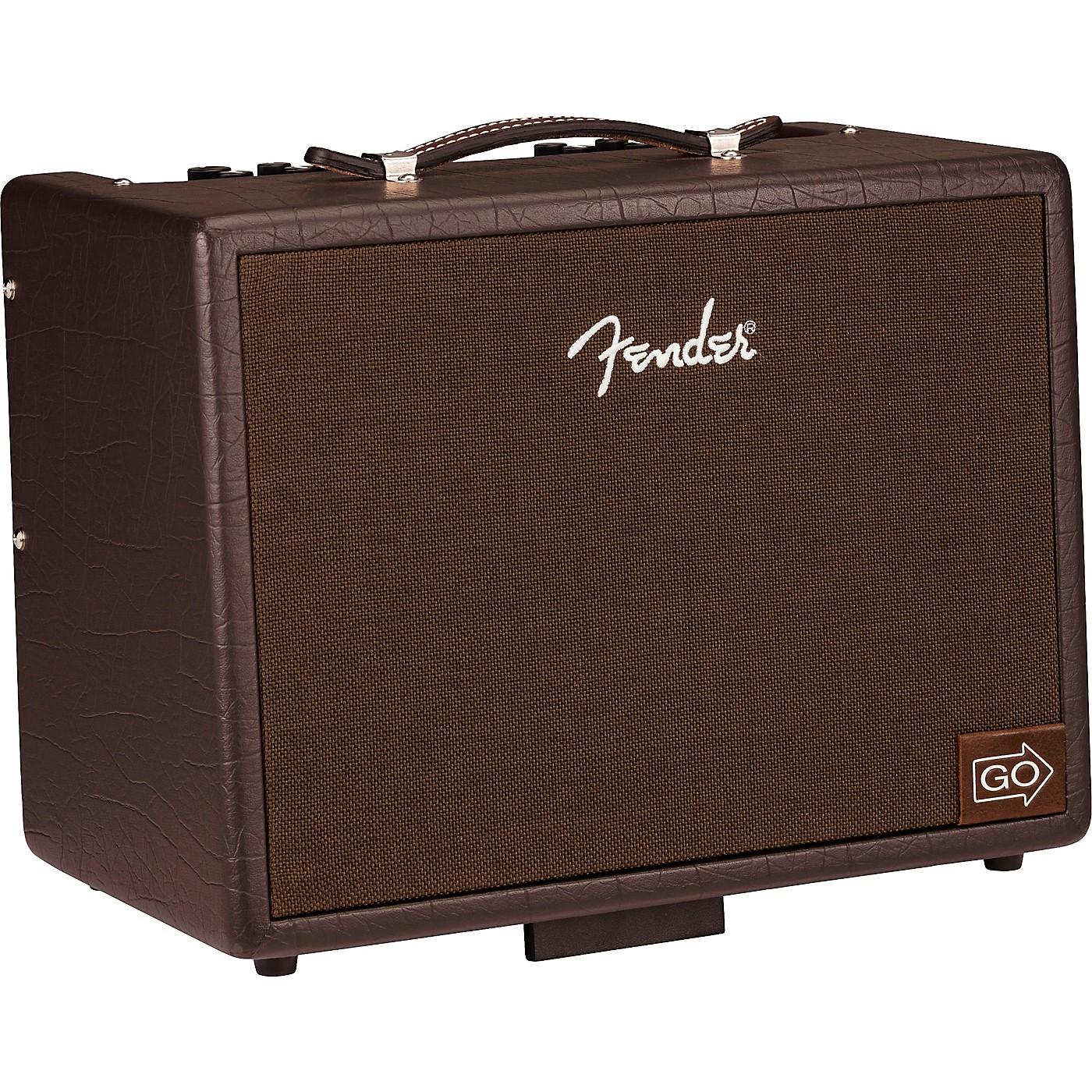Fender Acoustic Jr GO 100W 1x8 Acoustic Guitar Combo Amplifier thumbnail